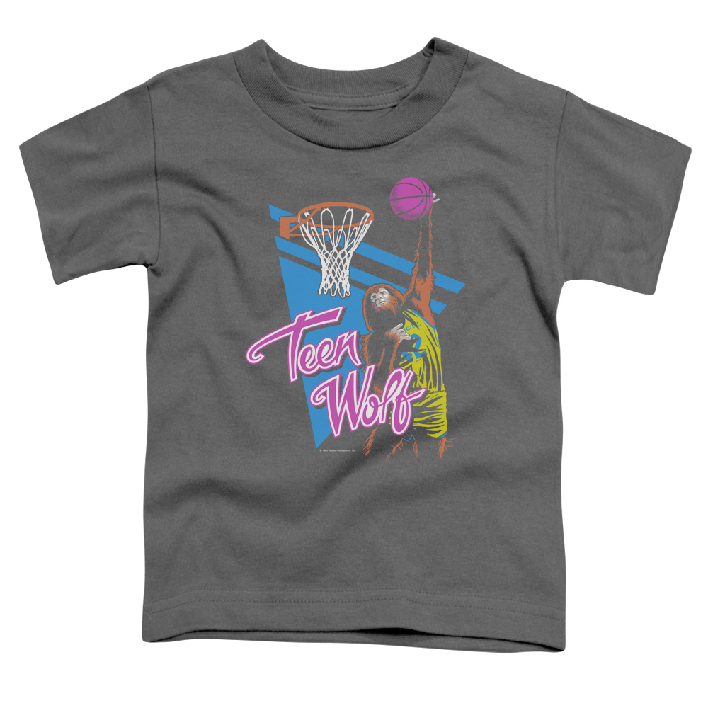 Teen Wolf Slam Dunk Little Boys Shirt