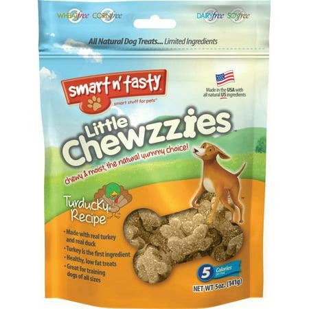 SMART N TASTY LITTLE CHEWZZIES DOG TREATS](Tasty Treats To Make For Halloween)