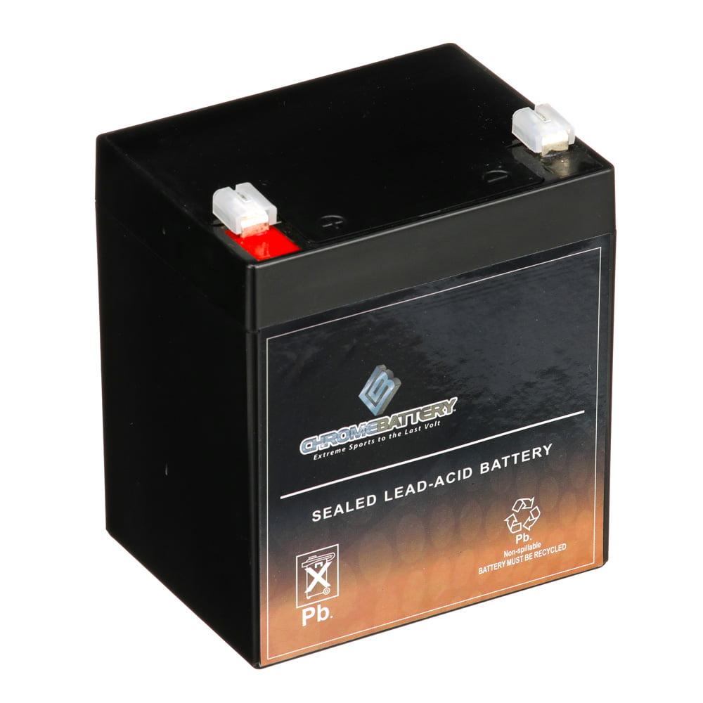Battery for Home Alarm Security System SLA 12V 4AH Sealed Lead Acid