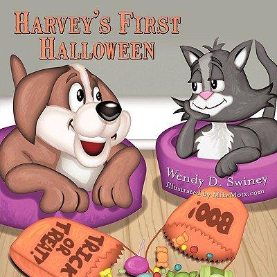 Harvey's First Halloween](Wendy Halloween)