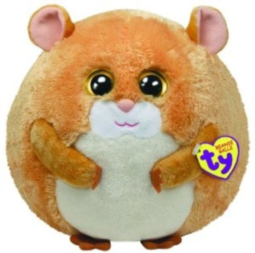 Ty Beanie Ballz Flash The Hamster (X-Large) Multi-Colored
