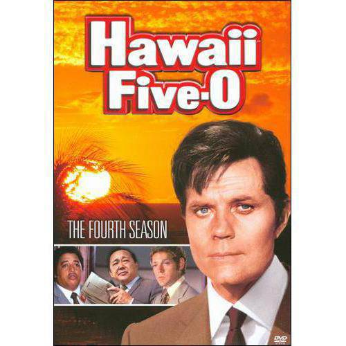 HAWAII FIVE O-4TH SEASON COMPLETE (DVD/6DISCS)