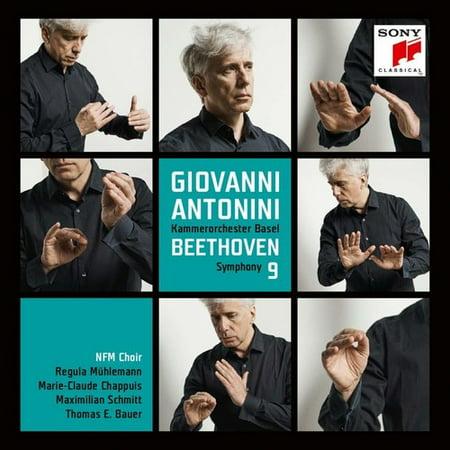 Beethoven: Symphony 9 (CD)