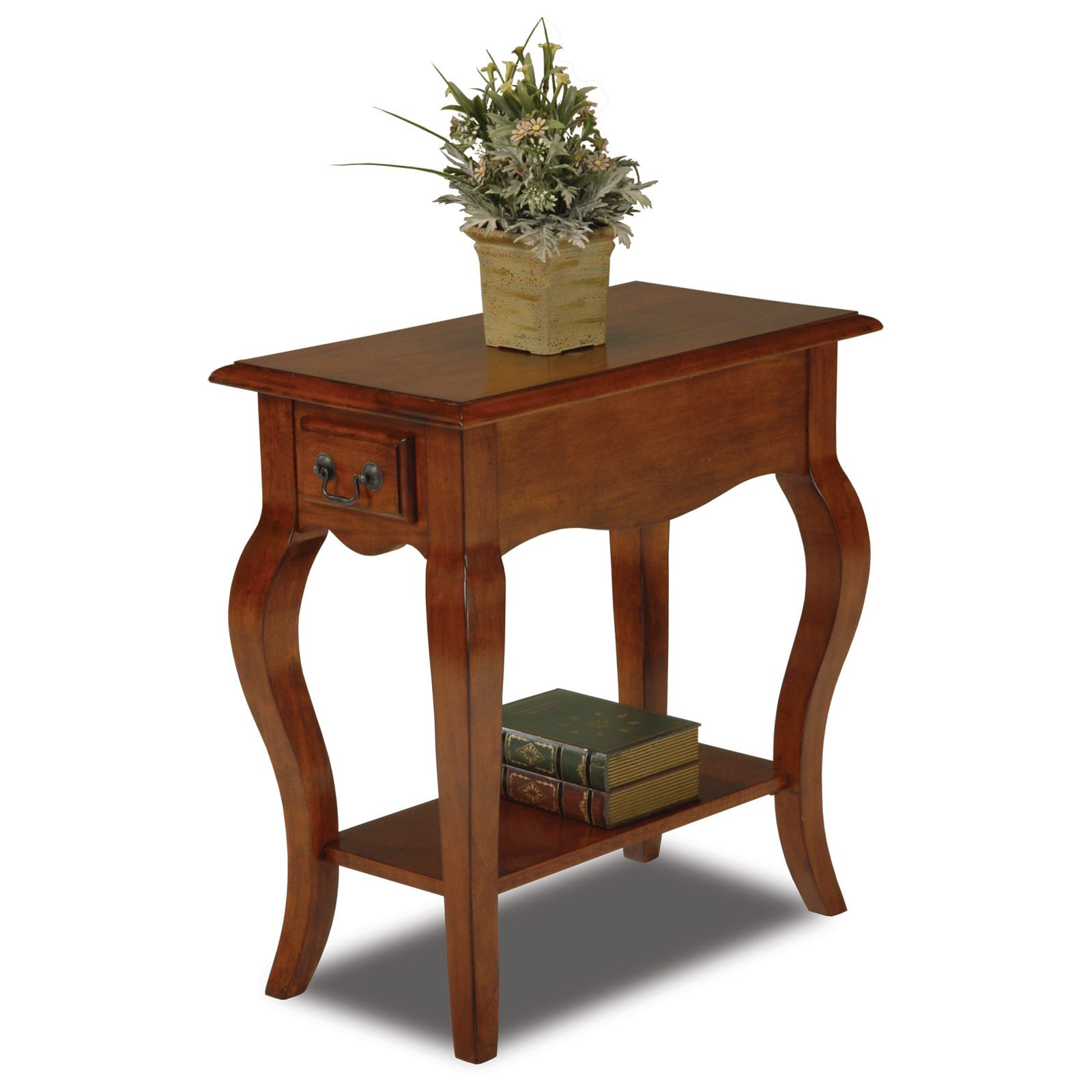 Leick Home Side Table, Multiple Colors