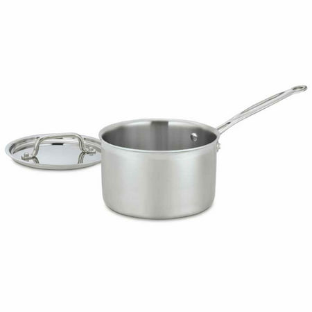Cuisinart MultiClad Pro Triple Ply Stainless 3-Quart - Cuisinart Multiclad Pro Stainless