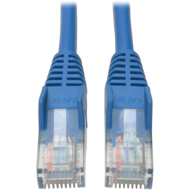 Tripp Lite N001-014-bl/n002014blu Cat-5/5e Patch Cable, Blue (14ft)