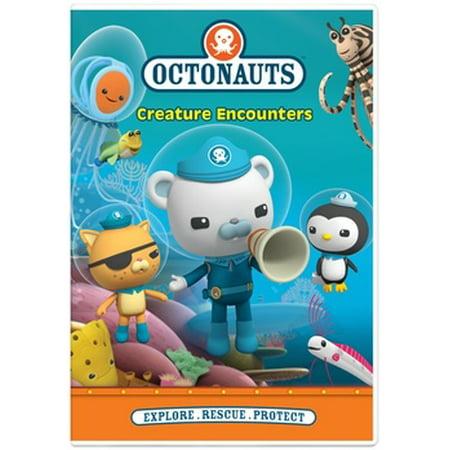 Octonauts: Creature Encounters (DVD)