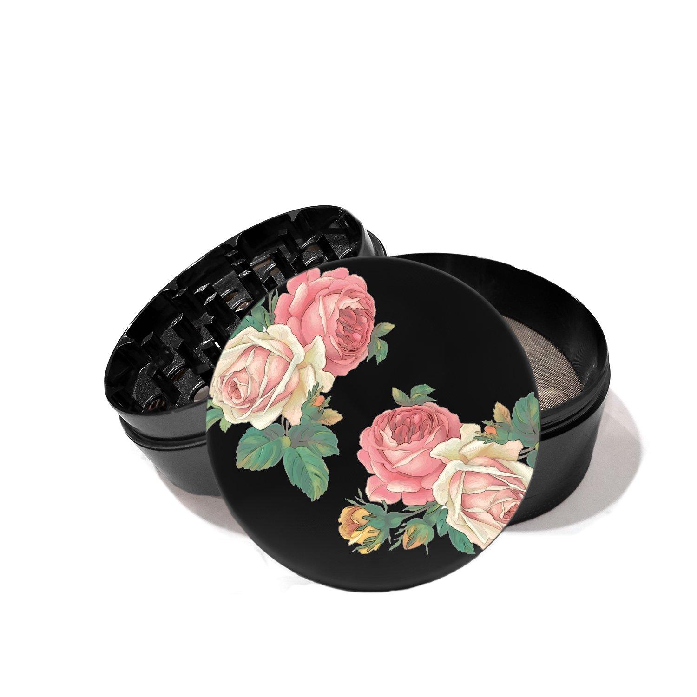 Wild Flower - UV Printed Grinder
