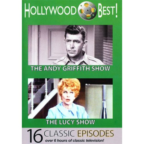 Hollywood Best! The Andy Griffith Show / The Lucy Show