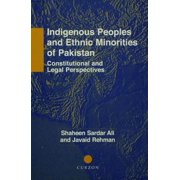 Indigenous Peoples and Ethnic Minorities of Pakistan - eBook