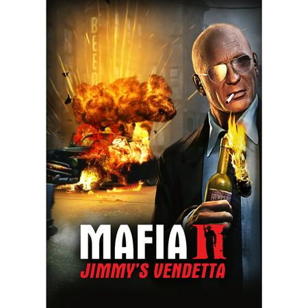 Mafia II DLC: Jimmy's Vendetta (PC)(Digital Download)
