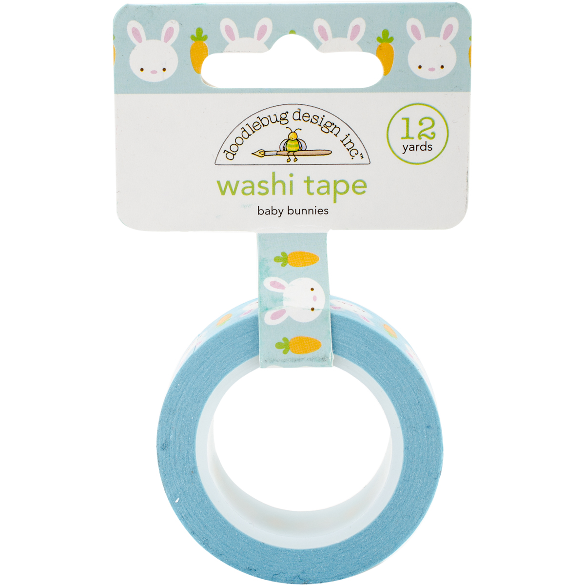 Doodlebug Washi Tape, 15mm x 12 yd