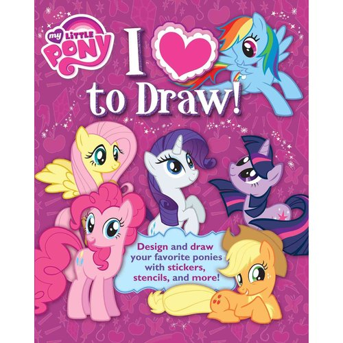 My Little Pony I Love to Draw