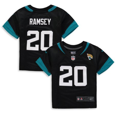 on sale 4a34e 004f3 Jalen Ramsey Jacksonville Jaguars Nike Toddler Player Game Jersey - Black