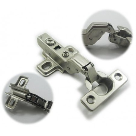 """Dia 1"""" (26mm) hole Euro Hydraulic soft close insert Hinge for Cabinet Wooden door"""