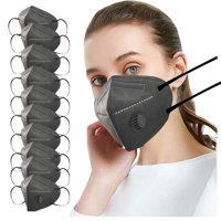 TOYFUNNY Pm2.5 Repeated Use Filtration Breathable Mouth Mask Unisex Face Mask