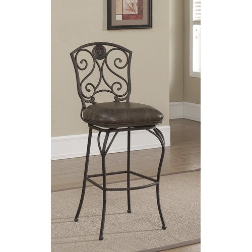 American Heritage Canterbury 26'' Swivel Bar Stool
