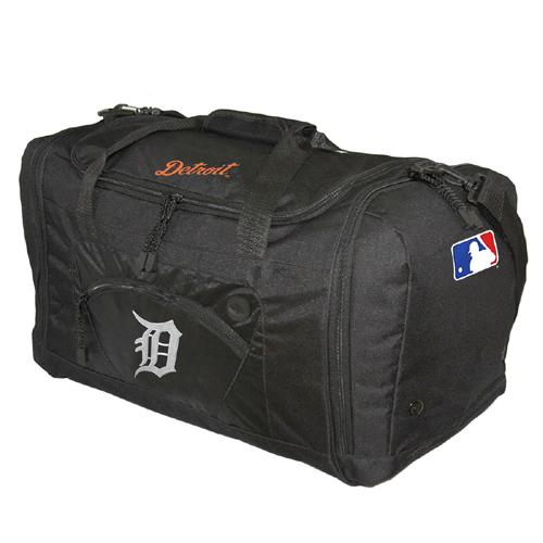 Concept 1 CNO-MLDE5147 Detroit Tigers Mlb Roadblock Duffle Bag