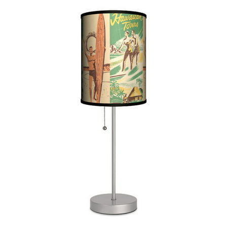 Lamp in a box sports surfing hawaiian tours 20 table lamp lamp in a box sports surfing hawaiian tours 20 table lamp aloadofball Images