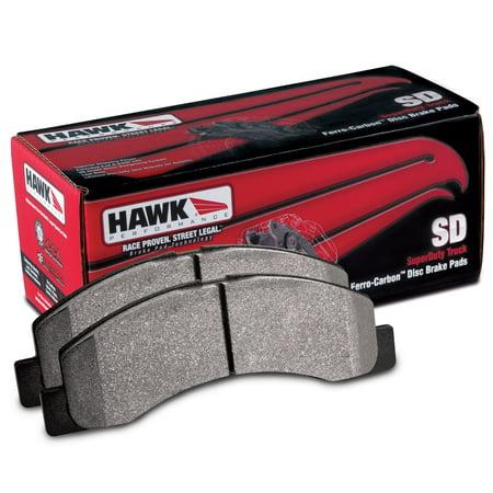 Hawk Performance HB705P.776 SuperDuty Disc Brake Pad - image 1 de 2