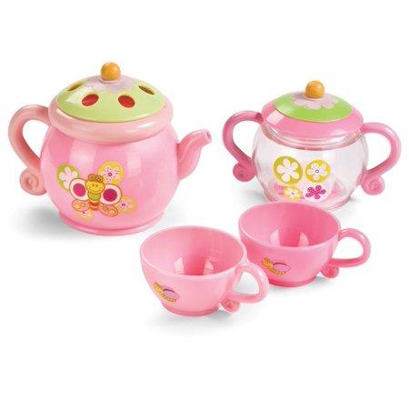 Summer Infant Tub Time Tea Party Set Multi-Colored