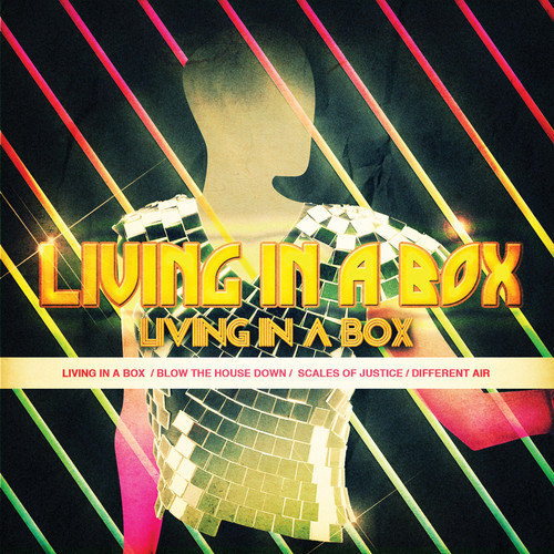 Living in a Box - Living in a Box-EP [CD]