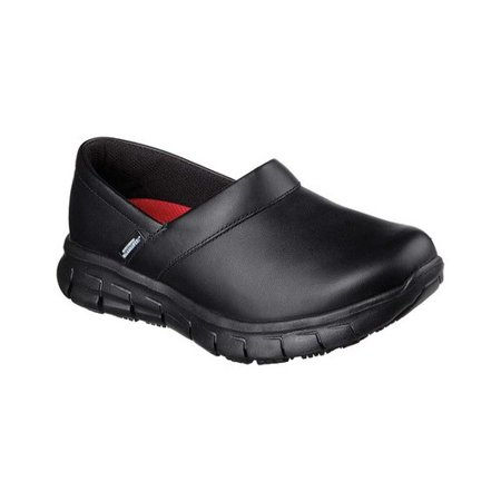 Skinny Pants Shoes - women's skechers work relaxed fit sure track bernal sr