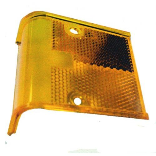 New OEM Amber Trailer Side Marker Replacement Lens, 03231562, 3318