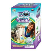 As Seen On TV My Fun Fish Cleaning Tank, 1.0 KIT