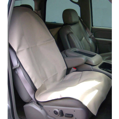 Tan Universal Waterproof Bucket Seat Cover By Majestic Pet Products