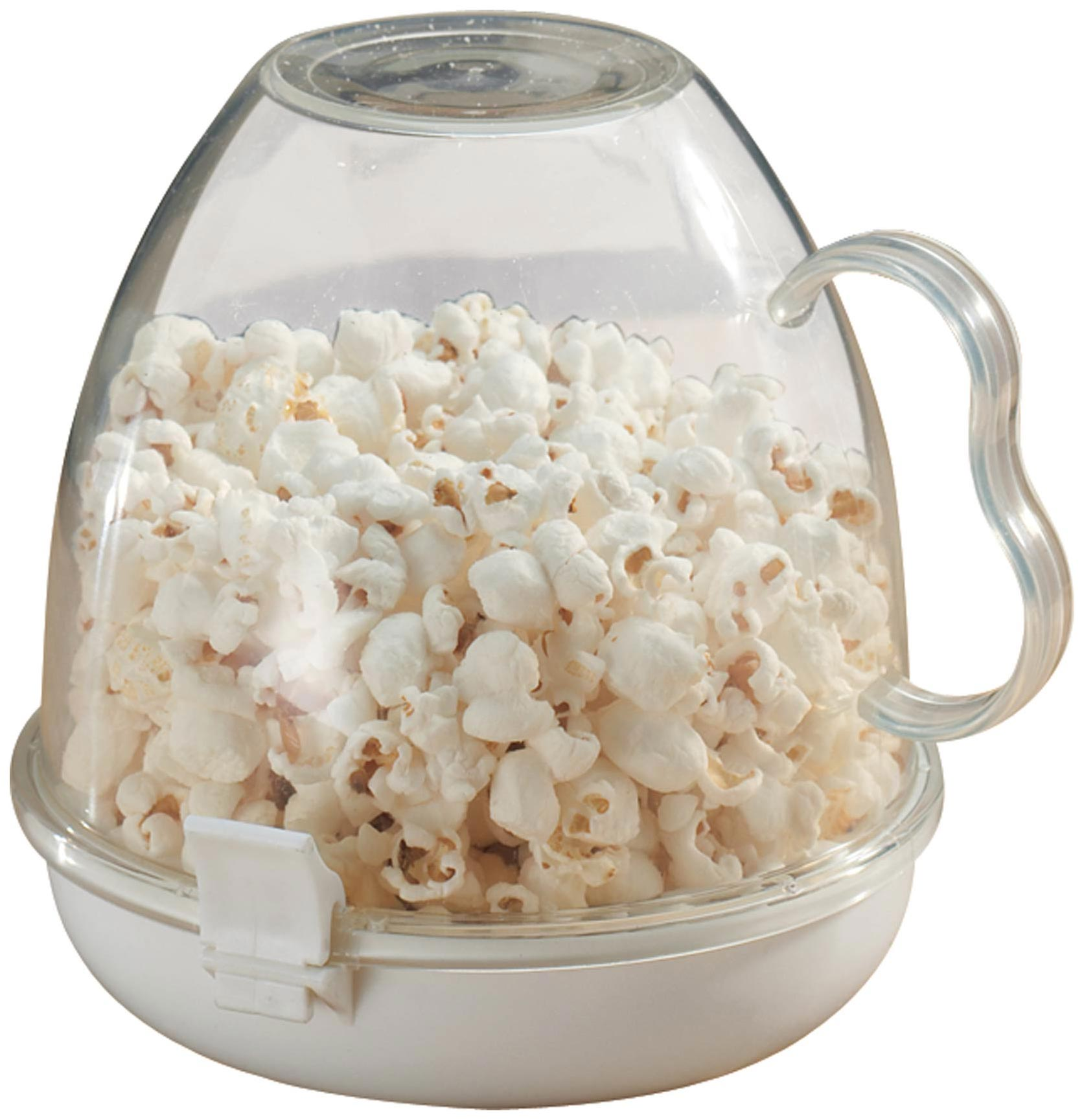 Handled Microwave Popcorn Maker