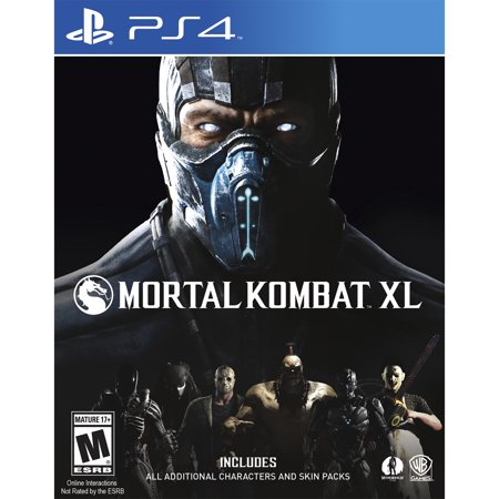Mortal Kombat XL - Pre-Owned (PS4) - Baraka Mortal Kombat