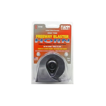 Horn Blaster (72102 Freeway Blaster HIGH Note Horn By Fiamm Ship from)