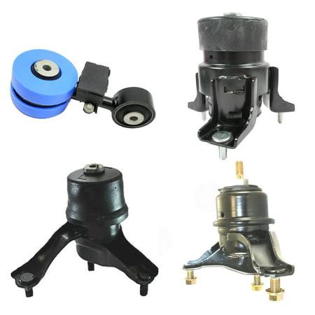 For 10-11 Toyota Camry 2.4L Hybrid Auto Engine Motor & Transmission Mount MK4274SD 4207 4295 62009 Set 10 11