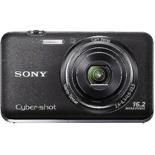Sony Dsc-wx9 Black 16.2mp Digital Camera