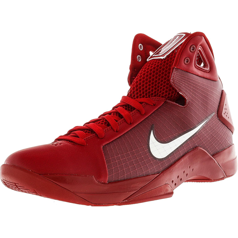 Nike Men's Hyperdunk 08 Gym Red / White