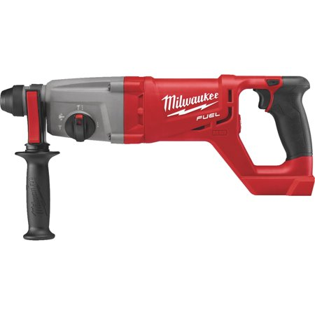 Milwaukee M18 FUEL Brushless SDS-Plus Cordless Rotary Hammer Drill - Bare Tool 3/4 Sds Plus Cordless Rotary