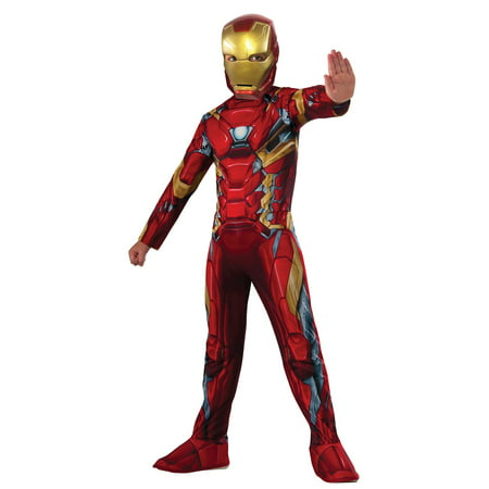Marvel's Captain America: Civil War - Iron Man Costume for Kids](Iron Man Costum)