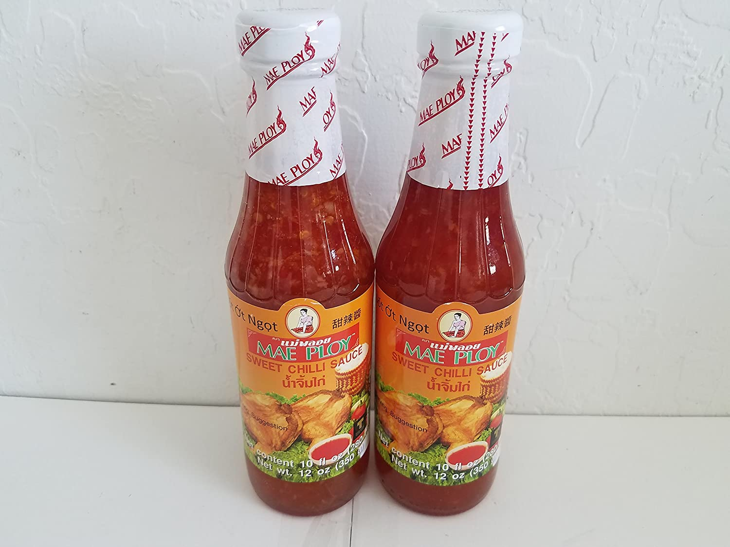 Mae Ploy Sweet Chili Sauce Bottle 12 Ounce Pack Of 2 Walmart Com Walmart Com