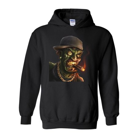 Novelty Hoodie Hip Hop Zombie Women s Hoodies Sweater - Walmart.com a6730d8ca6