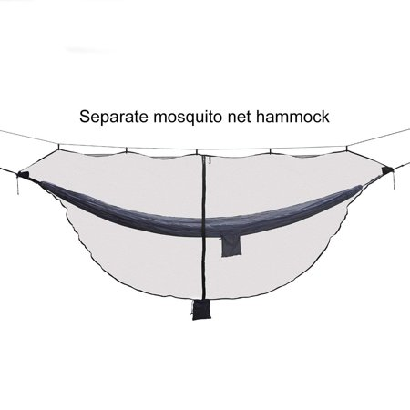 - FeelGlad Prevent Mosquito Net Hammock, Fits All Camping Hammocks, Compact, Lightweight, Fast Easy Setup, Stop No See Ums, Mosquitos, Spiders and Pesky Bugs133