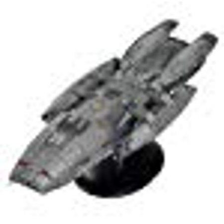 2004 Collectors (Battlestar Galactica Ships Galactica 2004 Vehicle with Collector Magazine #3 )