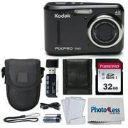Best Kodak Cameras - Kodak PIXPRO Friendly Zoom FZ43 16 MP Digital Review