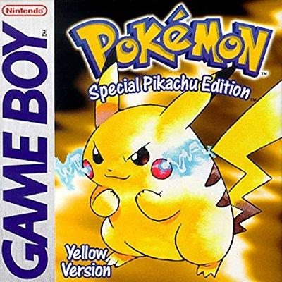 Nintendo Pokemon: Yellow Version - Special Pikachu Edition