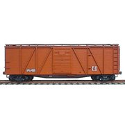Accurail 7199 40' 6pnl box drd Data oxd