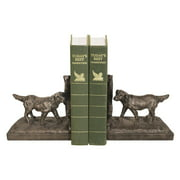 Elk Lighting Retriever Bookends