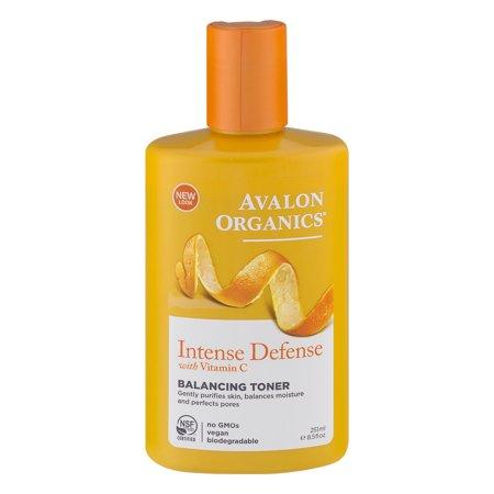 Avalon Organics Vitamin C Facial Toner 8 5 Fl Oz