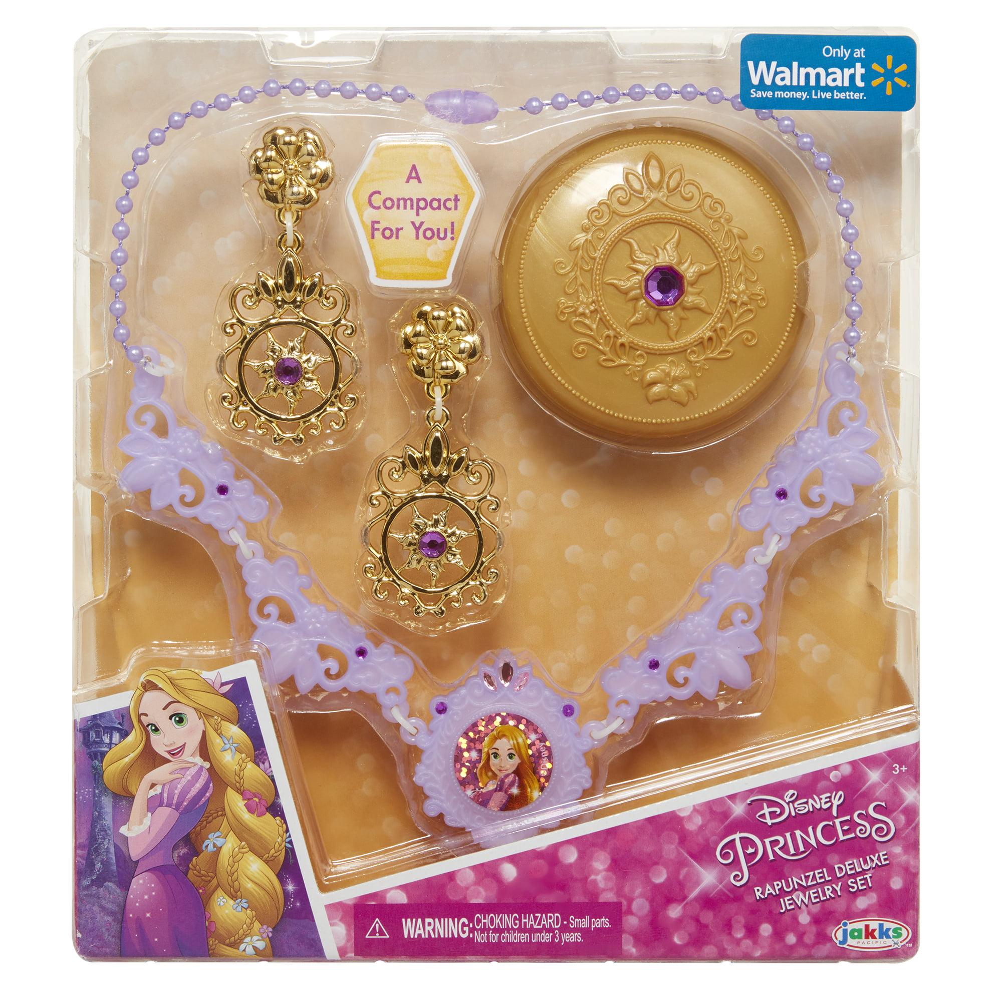 Disney Princess Rapunzel Deluxe Jewelry Set
