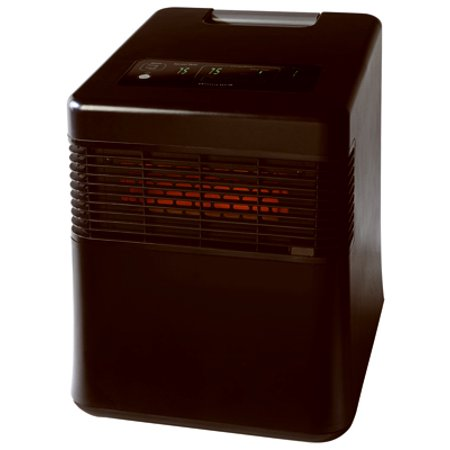 HELEN OF TROY CODML - Digital Infrared Heater With Remote, Black