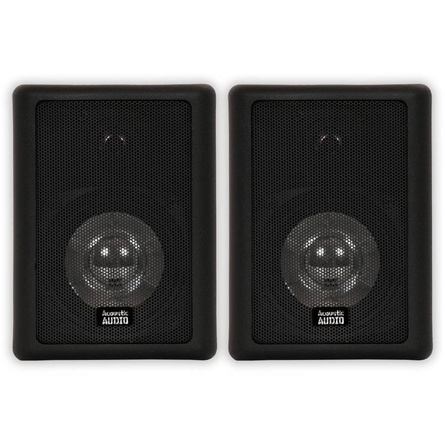 Image of Acoustic Audio 151B Mountable Indoor/Outdoor Speakers
